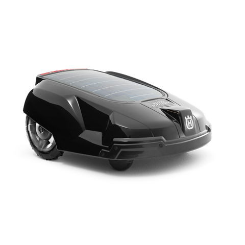 husqvarna automower solar hybride vd visch. Black Bedroom Furniture Sets. Home Design Ideas